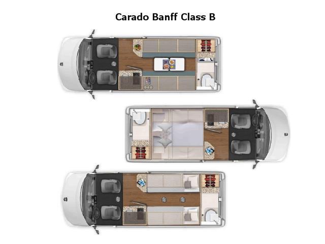 BTR Touring Coach B21 Class B - United States
