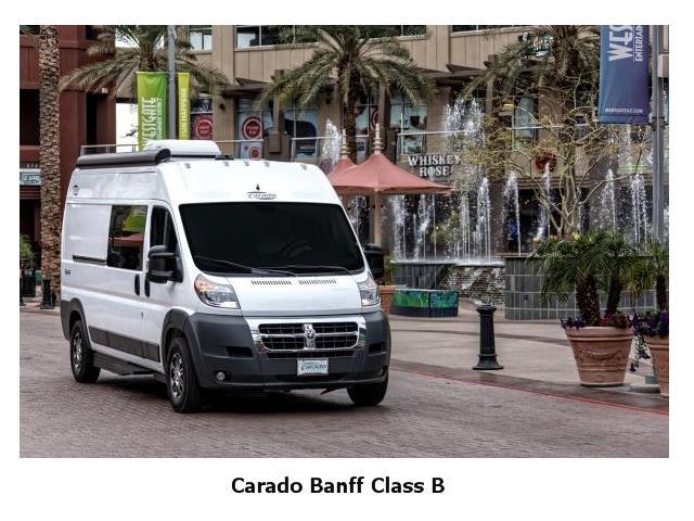 BTR Touring Coach B21 Class B - Canada