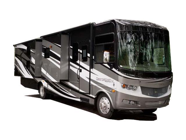 OTC 35-36' Class A Slide Out/Bunks (2012 Model)