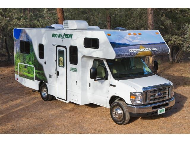 4 Berth Rv Rental Canada Mydriveholiday