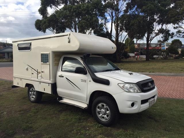 The 2 Berth Adventurer 4WD