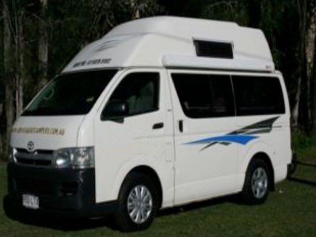 The Maxi Van Plus
