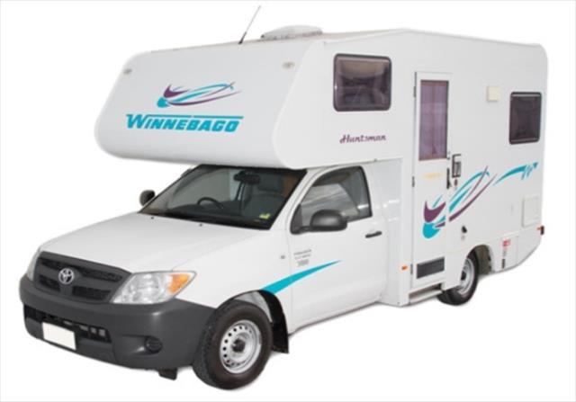 The 2006 2/3 Winnebago Motorhome