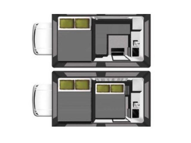 Bush Camper Floorplan