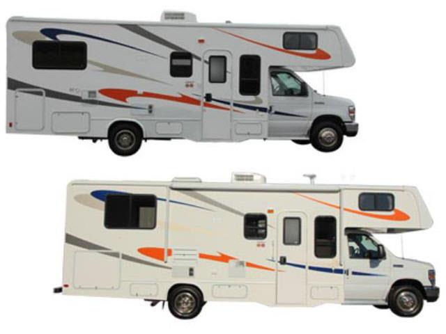 MH-B or MH-A Motorhome (Seasonal Inclusive)