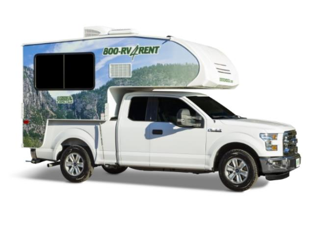 T17 Truck Camper