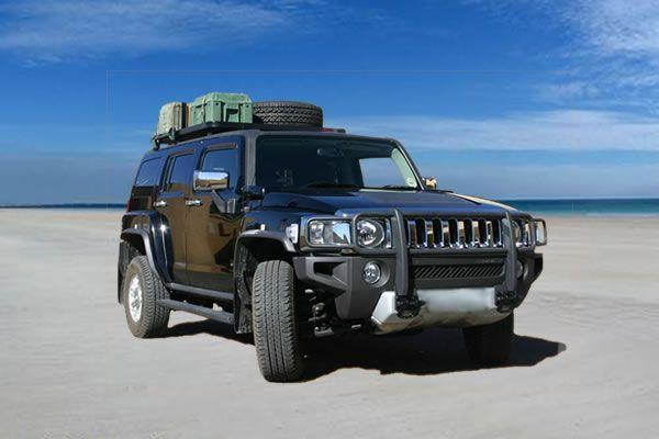 4WD Bush Camper Medium RTT""