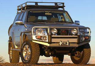 4WD Traveller Exterior view 3