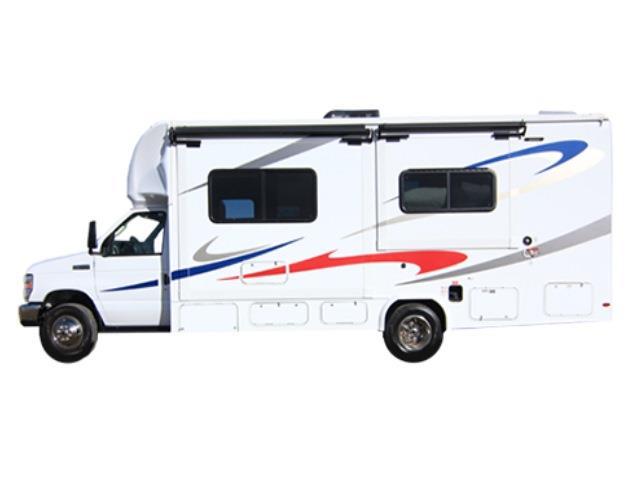 SVC Super Camper Van