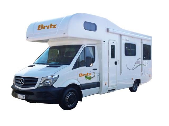 Britz Nz Explorer Ext1
