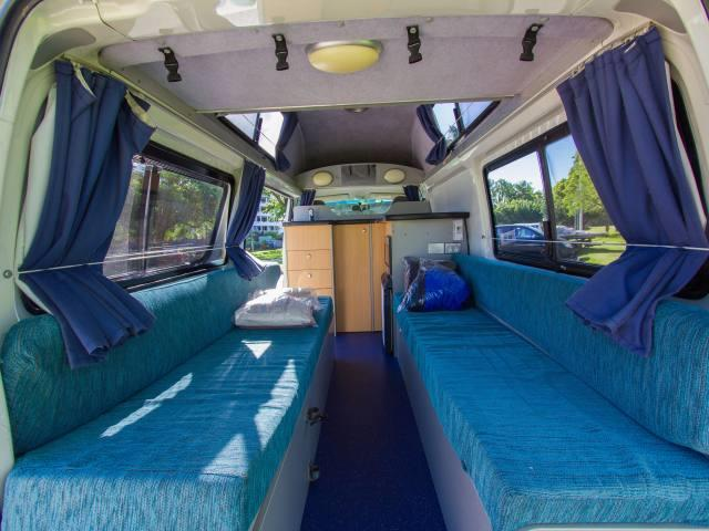 3Berth Juliette Interior view 2