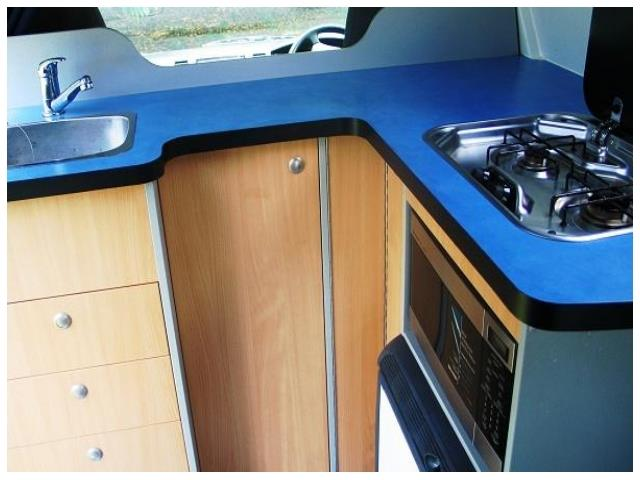 5Berth Juliette Interior view 4