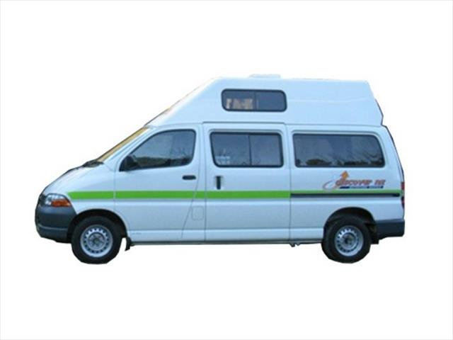 2 Berth HiaceExt1