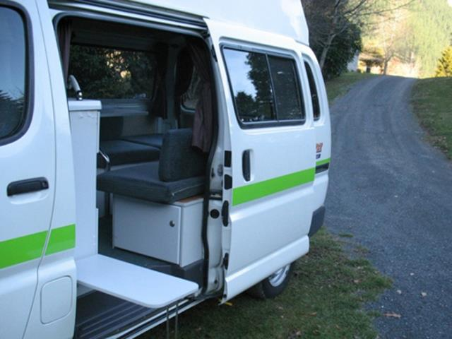 2 Berth HiaceExt2