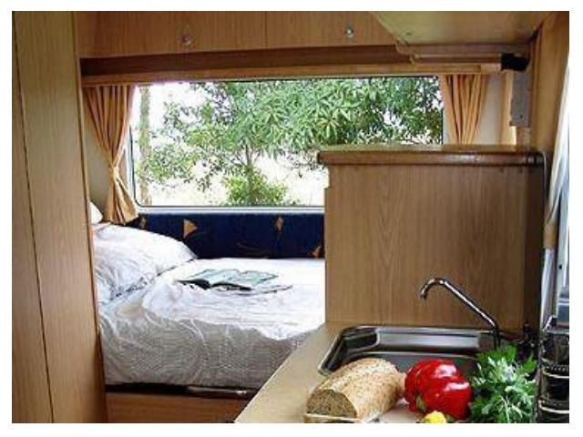 NT Deluxe 6Berth Interior view 3