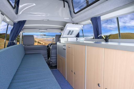BushCamper Interior view 1