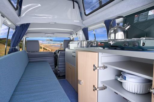 BushCamper Interior view 2