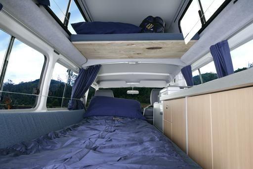 BushCamper Interior view 3