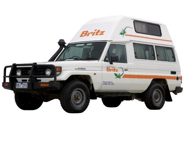 The Bushcamper 4WD