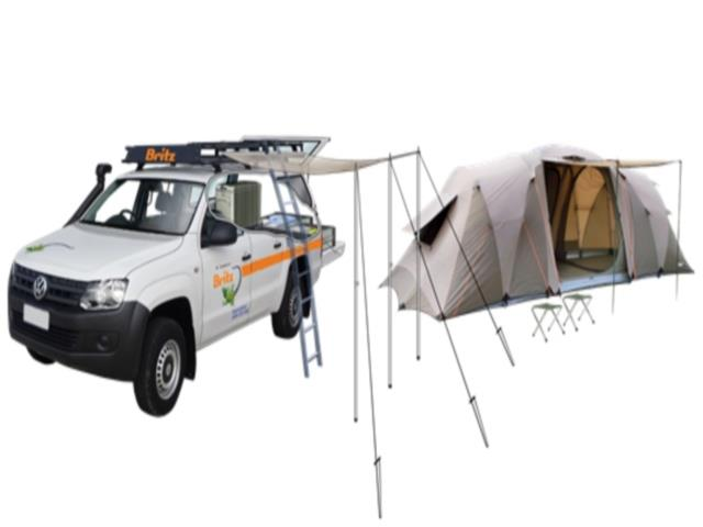 Safari 5 Berth Layout