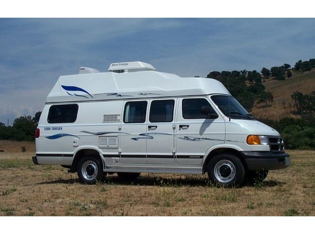 STI 19ft Campervan Special