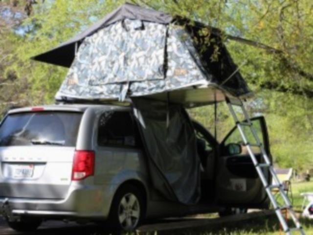 LC Sierra Hotel - Roof Tent