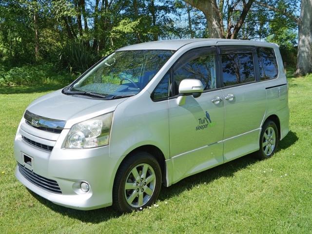 The Deluxe Sleepervan (Tui Campers)